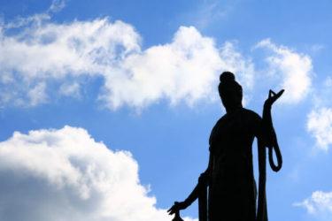 ニーチェ先生的な喪主-真実は神仏のみぞ知る!?
